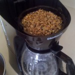 Coffee Pot Project - Step 2: Sparge